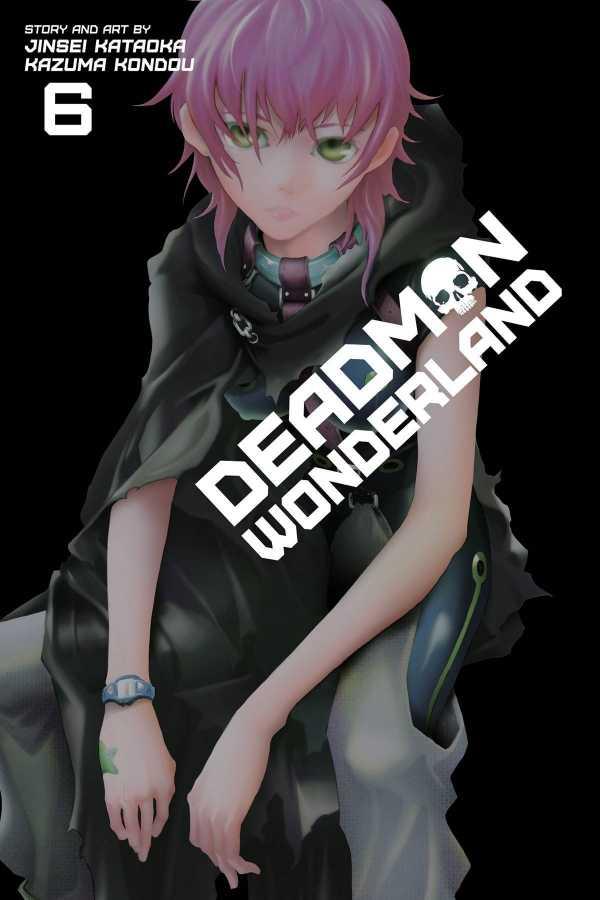 VIZ - Deadman Wonderland Vol 6 TPB