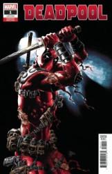 Marvel - Deadpool (2018) # 1 1:25 Deodato Variant