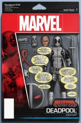 Marvel - Deadpool # 13 Action Figure Variant