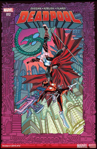 Marvel - Deadpool # 12
