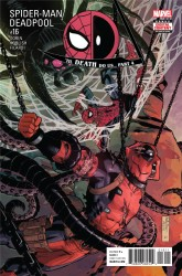 Marvel - Deadpool # 16