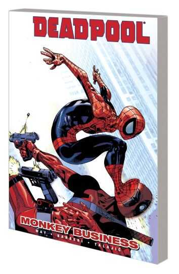 Marvel - Deadpool Vol 4 Monkey Business TPB