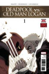 Marvel - Deadpool vs Old Man Logan # 1