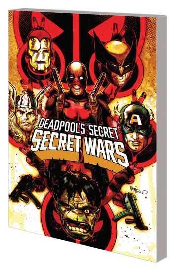 Marvel - Deadpool's Secret Secret Wars TPB