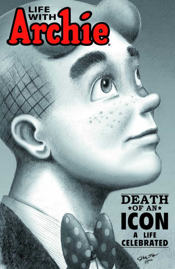 Archie Comics - Death Of Archie Life Celebrated TPB