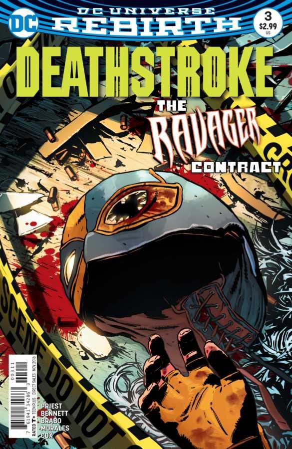 DC - Deathstroke # 3