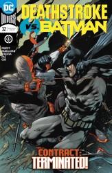 DC - Deathstroke # 32