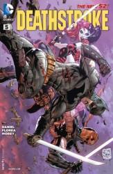 DC - Deathstroke (New 52) # 5