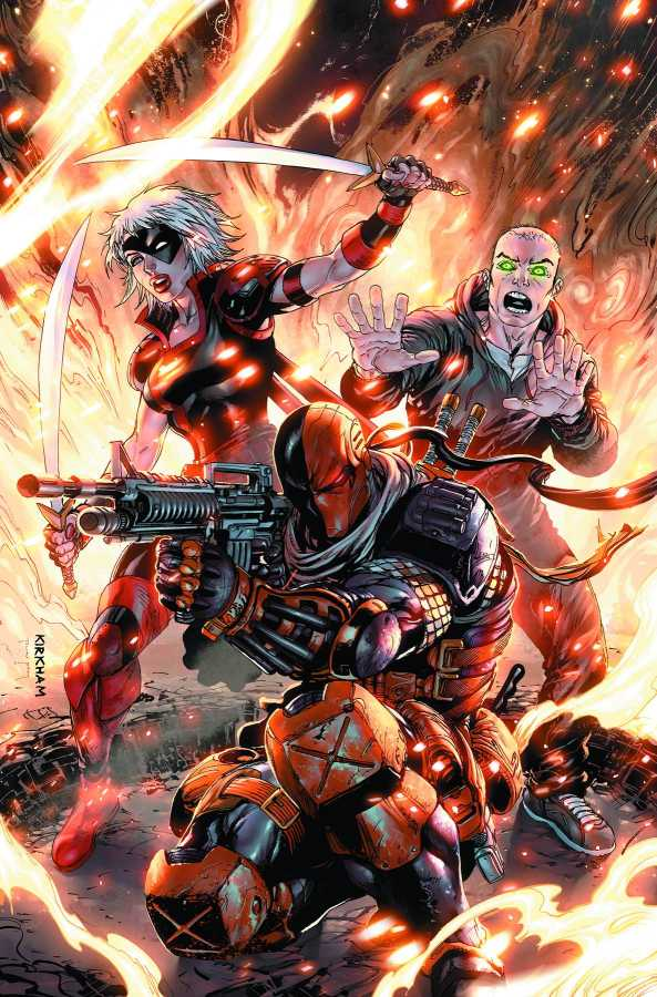 DC - Deathtstroke (New 52) Vol 4 Family Business TPB