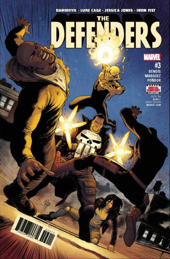 Marvel - Defenders # 3