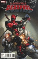 Marvel - Despicable Deadpool # 287 Crain Promo Variant