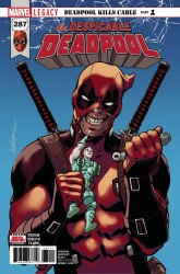 Marvel - Despicable Deadpool # 287