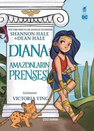 Ayrıntı - Diana Amazonların Prensesi
