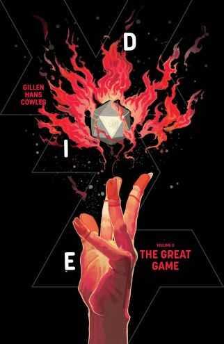 Image - DIE VOL 3 THE GREAT GAME TPB