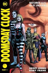 DC - Doomsday Clock Part 1 HC