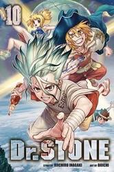 VIZ - Dr Stone Vol 10 TPB