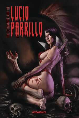 Dynamite - Dynamite Art Of Lucio Parrillo Signed Edition HC