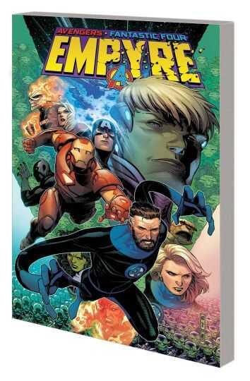 Marvel - Empyre TPB