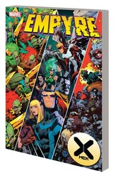 Marvel - Empyre X-Men TPB