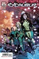 Marvel - Excalibur # 16