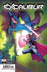 Marvel - Excalibur # 4