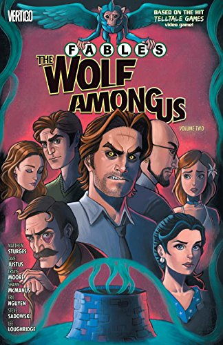 Vertigo - Fables The Wolf Among Us Vol 2 TPB