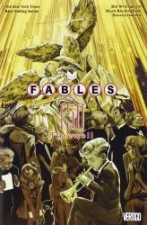 Vertigo - Fables Vol 22 Farewell TPB