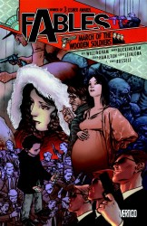 Vertigo - Fables Vol 4 March Of The Wooden Soldiers TPB