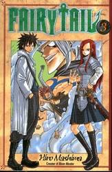 Kodansha - Fairy Tail Vol 3 TPB