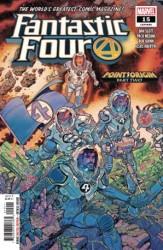 Marvel - Fantastic Four # 15