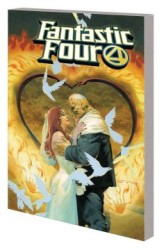 Marvel - Fantastic Four Vol 2 Mr and Mrs Grimm TPB