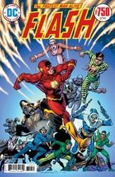 DC - Flash # 750 1970s Garcia Lopez Variant