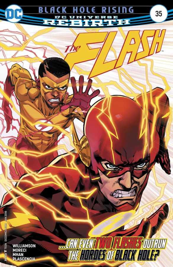 DC - Flash # 35