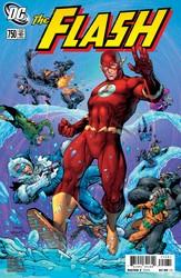 DC - Flash # 750 2000s Jim Lee Variant