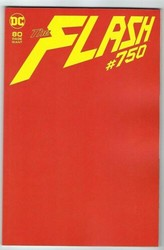 DC - Flash # 750 Blank