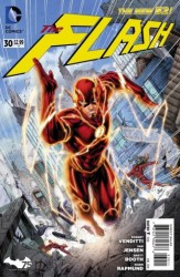 DC - Flash (New 52) # 30