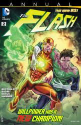 DC - Flash (New 52) Annual # 2