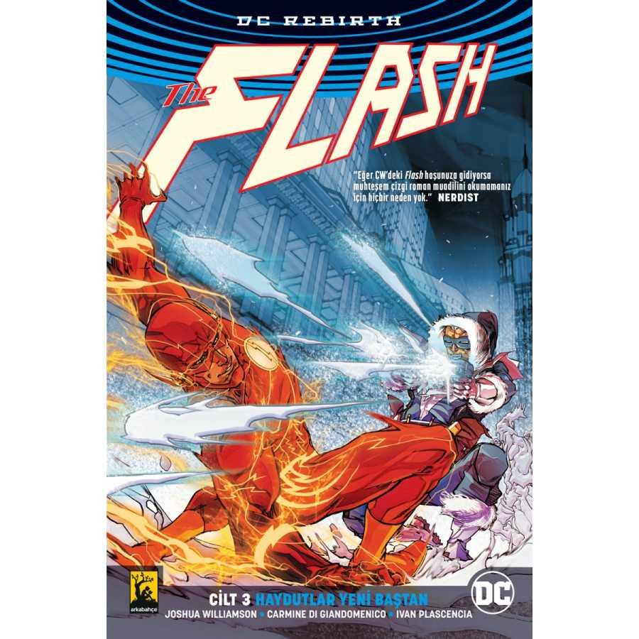 Arkabahçe - Flash (Rebirth) Cilt 3 Haydutlar Yeni Baştan