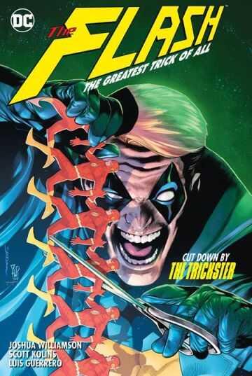 DC - Flash (Rebirth) Vol 11 Greatest Trick Of All TPB