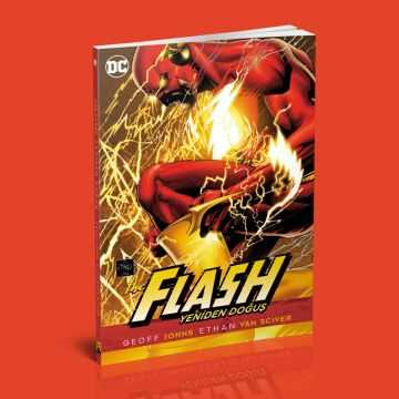 Arkabahçe - Flash Yeniden Doğuş
