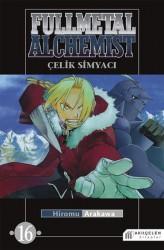 Akılçelen - Fullmetal Alchemist - Çelik Simyacı Cilt 16