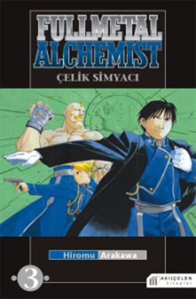 Akılçelen - Fullmetal Alchemist - Çelik Simyacı Cilt 3