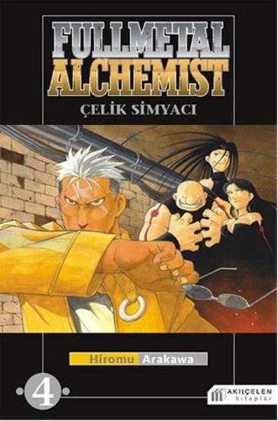 Akılçelen - Fullmetal Alchemist - Çelik Simyacı Cilt 4
