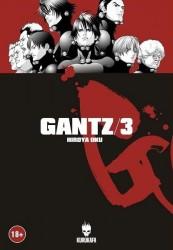 Kurukafa - Gantz Cilt 3