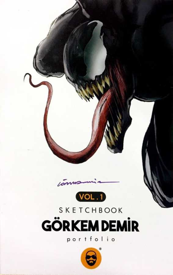 - Görkem Demir Sketchbook Vol 1