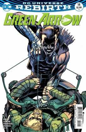 DC - Green Arrow # 14 Variant