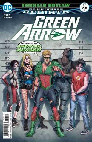 DC - Green Arrow # 17