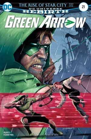 DC - Green Arrow # 21
