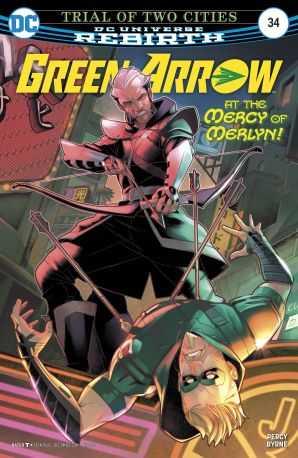 DC - Green Arrow # 34
