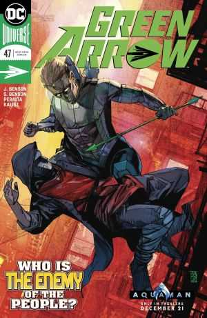 DC - Green Arrow # 47